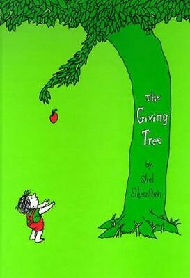 NEW The Giving Tree By Shel Silverstein Hardcover Free Shipping