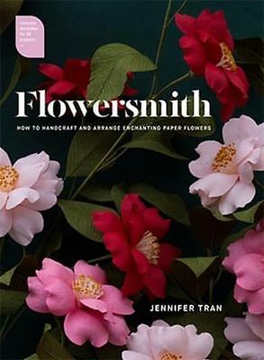 NEW Flowersmith By Jennifer Tran Flexi Bound Book Free Shipping