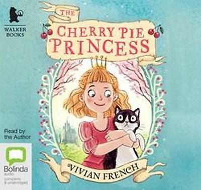 NEW The Cherry Pie Princess By Vivian French Audio CD Free Shipping