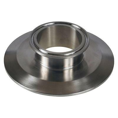 End Cap Reducer | Tri Clamp/Clover 4 inch x 2 - Sanitary SS304