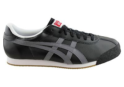 New Onitsuka Tiger Pullus Mens Leather Casual Shoes