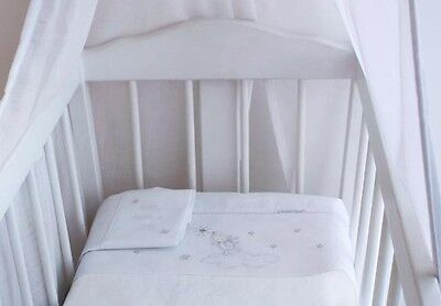 Bubba Blue Wish Upon A Star Bassinet Sheet Set (3 Piece)