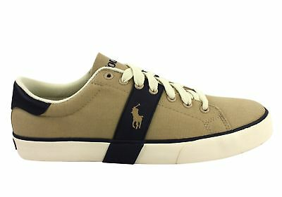 New Polo Ralph Lauren Mens Burwood Lace Up Casual Shoes