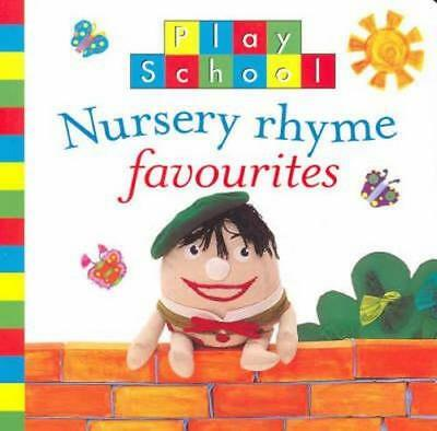 NEW Nursery Rhyme Favourites By ABC Books  Board Book Free Shipping