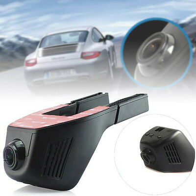 1920*1080 Hidden Night Vision Car DVR camera G sensor Dash Cam Video Recorder TS