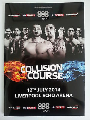 Tony Bellew Nathan Cleverly Anthony Joshua Luke Campbell Fielding Boxing Program
