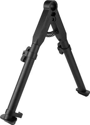 Heavy Duty AK/SKS Bipod With Adjustable Legs & Collapsible Button by AIM Sports