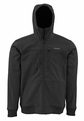 Simms ROGUE Fleece ~ Black NEW ~ Closeout Size Small