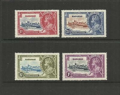 Bahamas ~ 1935 King George V Silver Jubilee (Mint Mh)