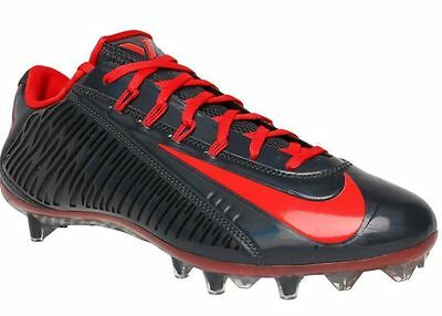 Nike Vapor Carbon Elite TD LAX 684668-060 Men's Lacrosse Cleats 14 (New)