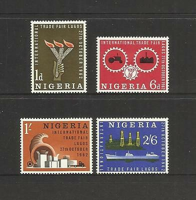 Nigeria ~ 1962 Lagos International Trade Fair (Mint Mh)