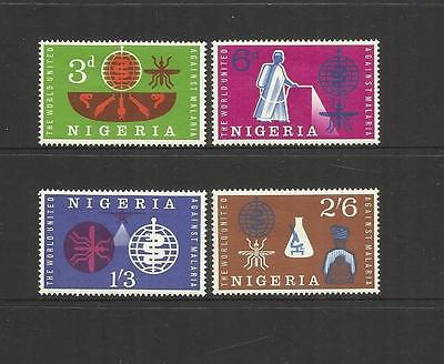 Nigeria ~ 1962 Malaria Eradication (Mint Mh)