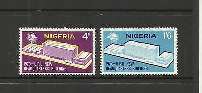 Nigeria ~ 1970 New U.p.u. Headquarters Building (Mh)