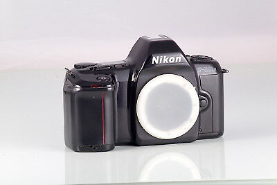 Nikon F 601M 601 M Classif Reflex Film Camera Excellent Condition Tested