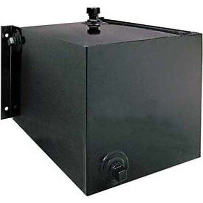 Steel Hydraulic Oil Tank Reservoir - Integral Brackets - 7 Gallons - Commercial
