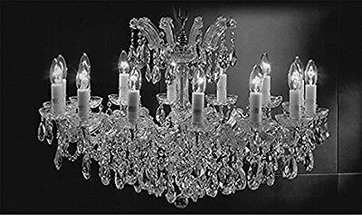 Maria Theresa Chandelier Crystal Lighting Chandeliers Lights Fixture Pendant