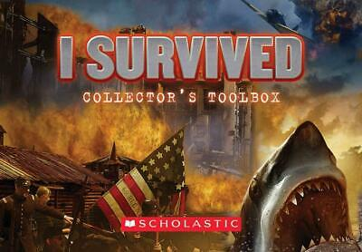 I Survived Collector's Toolbox (I Survived) by Lauren Tarshis (English) Paperbac