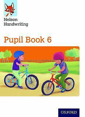 Nelson Handwriting Year 6/Primary 7. Pupil Book 6 Pack of 15, Paperback