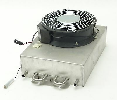 LYTRON ASPEN TF7180G1 LIQUID-TO-AIR COOLING HEAT EXCHANGER w/THERMAL SENSOR