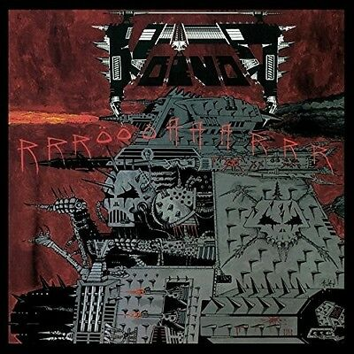 Voivod - Rrroooaaarrr [New CD] With DVD, UK - Import