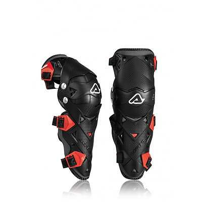 Acerbis Impact Evo 3.0 MX Motocross Enduro Quad Offroad Knee Guards