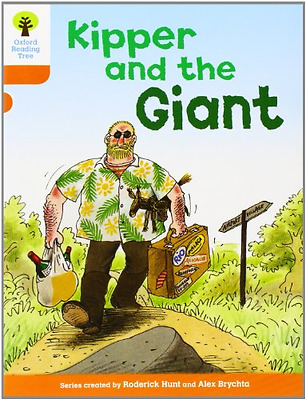 Oxford Reading Tree: Stage 6: Stories: Kipper and the G - Paperback NEW Roderick