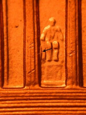 2003 P  Doubled Die Reverse Choice BU Red Lincoln Cent