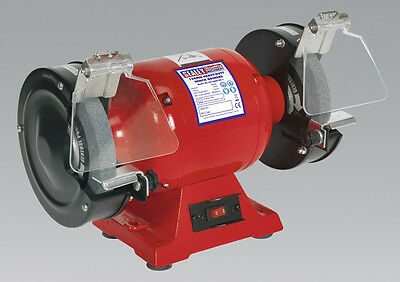 Sealey BG150XD/99 Bench Grinder Ø150mm 450W/230V Heavy-Duty