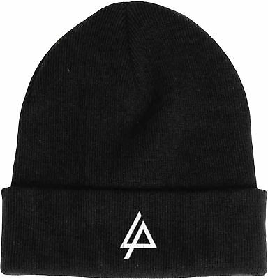 LINKIN PARK Classic Band Logo BEANIE MÜTZE KNITTED SKI HAT OFFICIAL MERCHANDISE