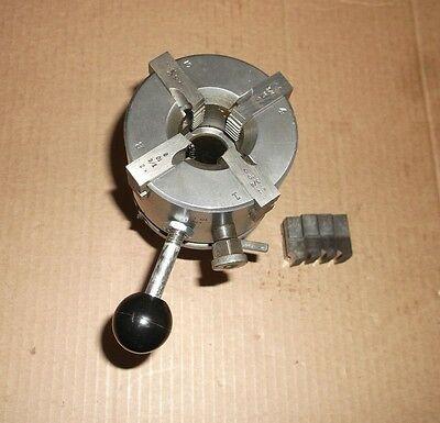 "Geometric 3/4"" D Threading Head W/1"" shank and New 3/4"" 10 and 3/4"" 16 Chasers"