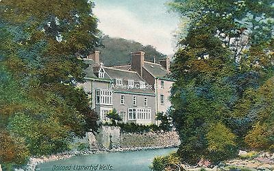 Dolcoed, Llanwrtyd Wells, Breconshire Early Postcard