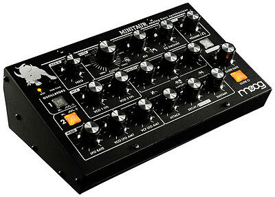 Moog Minitaur Analogue Bass Synth Module (NEW)