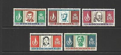 Dominica ~ 198 Human Rights Year (Mint Mh)