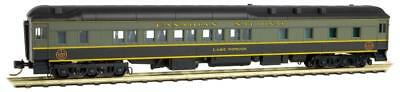 Micro-Trains MTL N-Scale 10-1-2 Heavyweight Sleeper Car Canadian National/CN