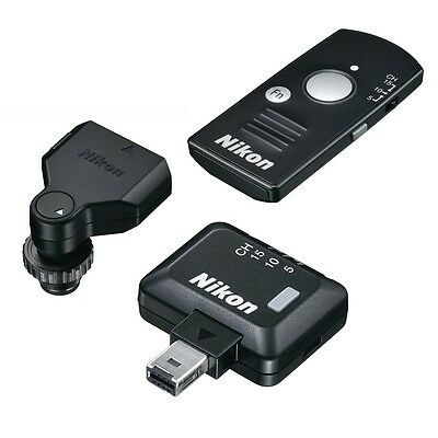 NEW Nikon Wireless Remote Adapter Set WR-10 Airmail with Tracking