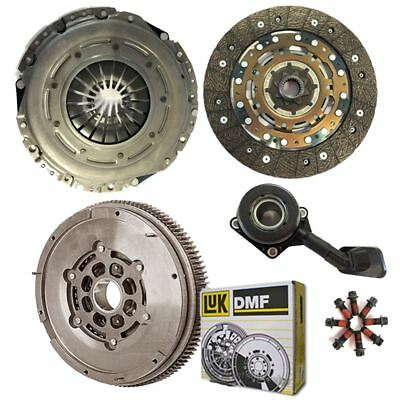 Clutch,luk Dual Mass Flywheel,csc(4 Part Kit) For Ford Mondeo Hatchback 2.2 Tdci