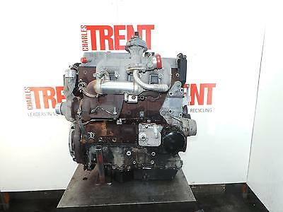 2004 FORD TRANSIT CONNECT BHPA 1753cc Diesel Manual Engine with Injectors Turbo