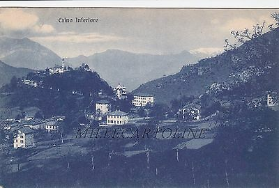 ESINO INFERIORE:  Panorama  1928