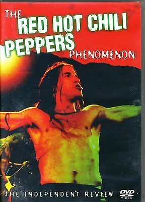 Red Hot Chili Peppers 'Phenomenon' Sealed German Compilation Archive DVD