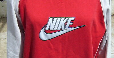 Sweat-Shirt Nike Vintage Taille 158/170 Cm 1990