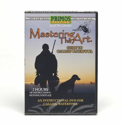 *Primos Mastering The Art-Waterfowl DVD 44511