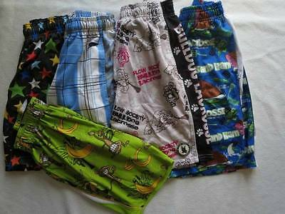 Lot of 6 Pair Boys Lacrosse Shorts Sz Large YL LAX Unlimited Flow Society Youth