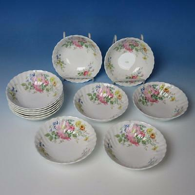 Royal Doulton China - Arcadia H4802 - 12 Berry/Fruit/Dessert Bowls - 5¼ inches
