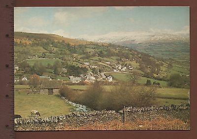 #I15 - Bwlch Village And The Black Mountains, Powys Postcard