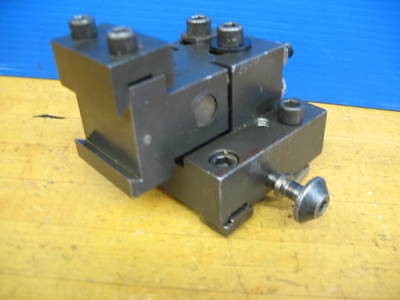 Reed B-10 Thread Rolling Head Multi Spindle Mount Davenport