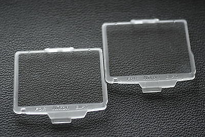 New 2 x LCD Cover for Nikon D90 BM10, BM-10