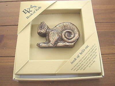 Book of Kells Cat Statuette, Boxed, product of Wild Goose Studio, Ireland