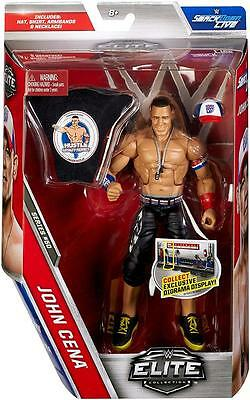 John Cena Elite Series 50 WWE Mattel Brand New Action Figure Mint Packaging