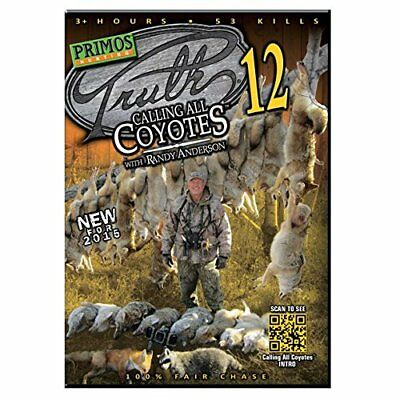 Primos Truth 12 41121 Calling All Coyotes Dvd Loose