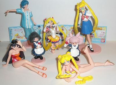 BANDAI - Sailormoon Part 5 mit BPZ